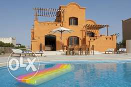 Spend your wonderful holiday on the Villa in El Gouna
