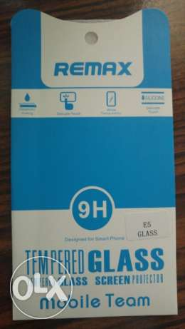 screen protector samsung E5 مصر الجديدة -  1