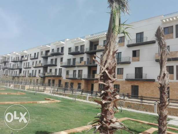Sodic Westown Apartment 245m