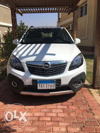 Opel Mokka for Sale (كسر الزيرو)