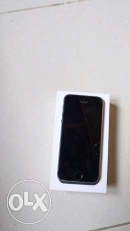 iPhone 5s ١٦ as new