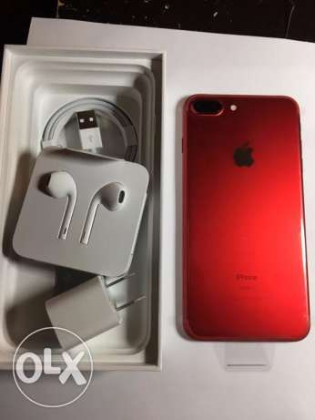 Apple iPhone 7 PLUS 256GB RED-Special Edition