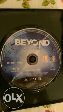 Beyond two souls ((ps3))