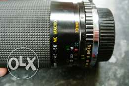 Focal 80 -200mm F4.5 Macro Focus