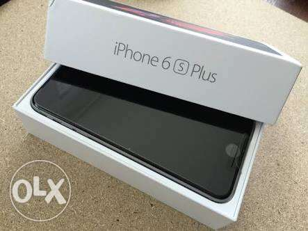 iPhone 6s Plus Space Gray 16 Giga استخدام ٥ شهور