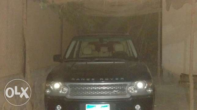 range rover model 2012 excellent condetion v8 twieen turbo 60000 km
