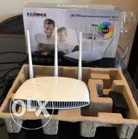 Access point and Wifi extender Edimax BR-6208AC - اكسس بوينت بالضمان