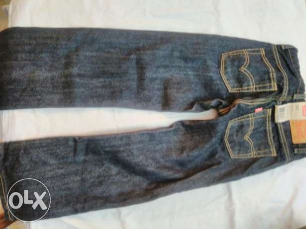 Levi's Jeans size 7-8 years