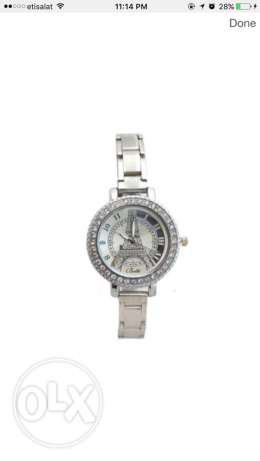 BLT-SE stainless steel watch - silver for women