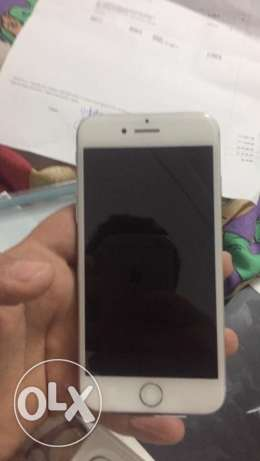 Iphone 7 silver 32 giga