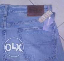 Polo ralph lauren jeans original made in Mexico size 32W 34L