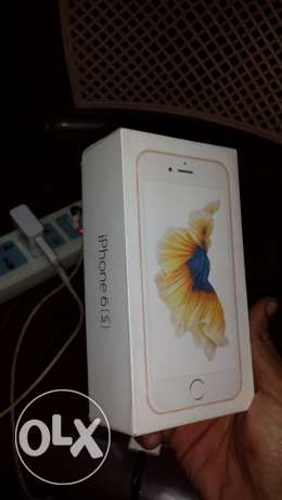 iphone 6s 64 giga first high coppy الهرم -  6