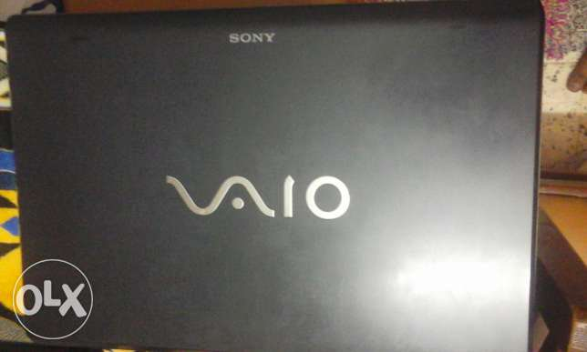 Laptop sony vio