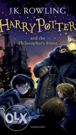Harry Potter and The Philosopher's Stone / Sorcerer's Stone 1 book