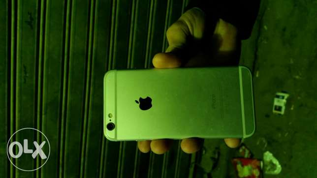 For sale iPhone 6 64GB المعادي -  1
