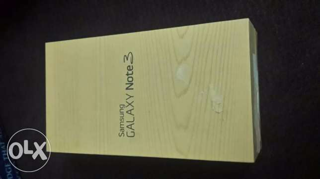 Samsung Galaxy Note 3 perfect condition
