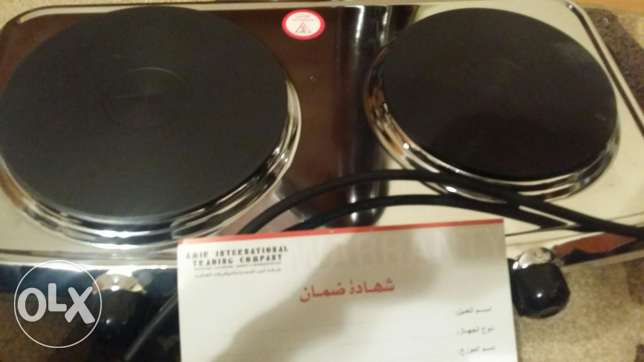 Electric cooking plate مصر الجديدة -  1
