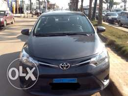 toyota yaris 2015 At