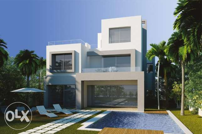 Standalone for sale in Palm Katamia 2 with installments view landscape