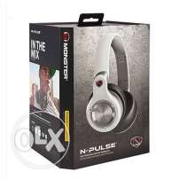 Monster NCredible NPulse Over-Ear DJ Headphones