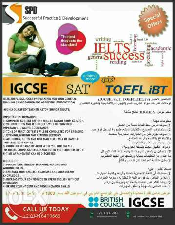 Biology Teacher IGCSE & American Diploma