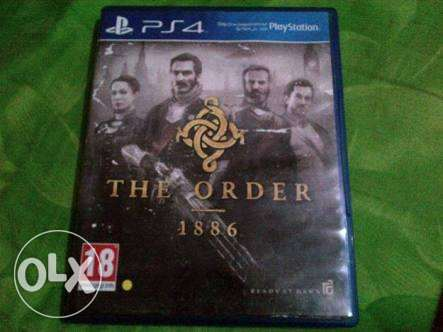 The order ps4