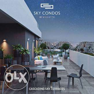 Sodic Phase ONE Sky Condos Villette Flat For Sale at New Cairo