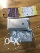 iPhone 6 gold 128g