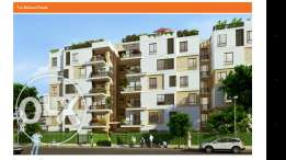 Apartment 151m garden 80m east town phase 2 deliveredايست تاون