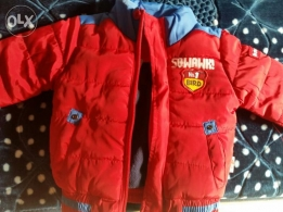 new jacket angry bird