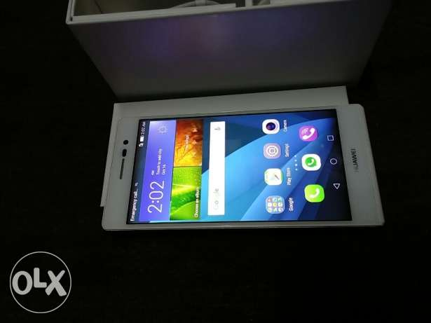 HUAWEI Ascend P7 like new الحلمية -  1