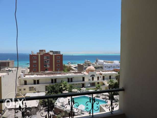 2 bedroom seaview apartment in Andreas Residence الغردقة -  2