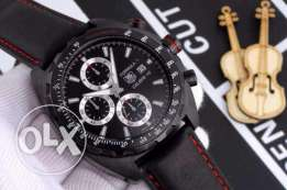 Tag Heuer black watch