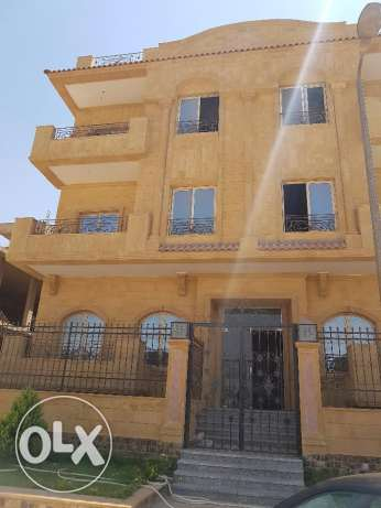duplex for sale in diplomatic compound New Cairo