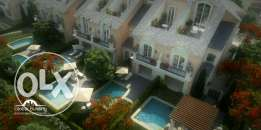 layan sabbour. town house for sale in tbe best zone