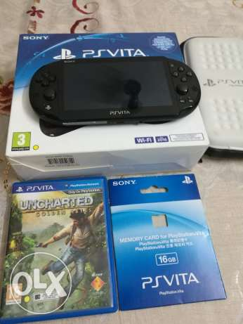 Ps vita to موديل ٢٠١٦ سليم مش فات زيرو سوفت ٣.٦١
