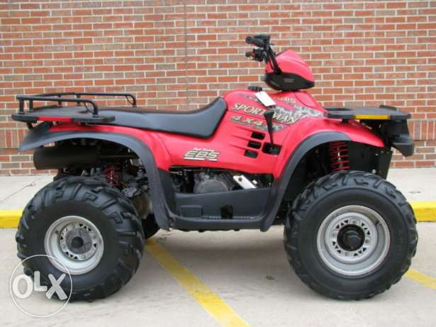 Polaris sportsman 500 4x4 model 1998 القاهرة -  1