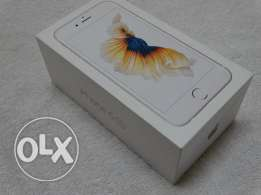 IPhone 6s 16 Gold NEW from Emirates زيرو جديد