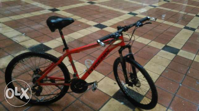 Phoenix mountain bike, Almost not used + a spare wide san remo seat الإسكندرية -  2