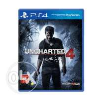 uncharted 4 arabic ps4