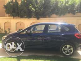 BMW 218i Exclusive model2015