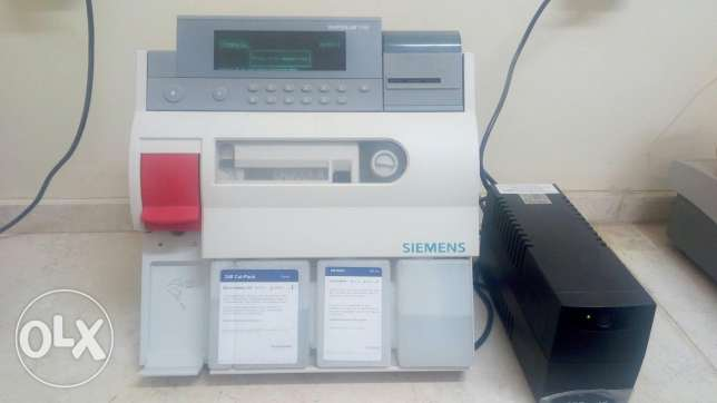 ABG rapid lab 348 siemens