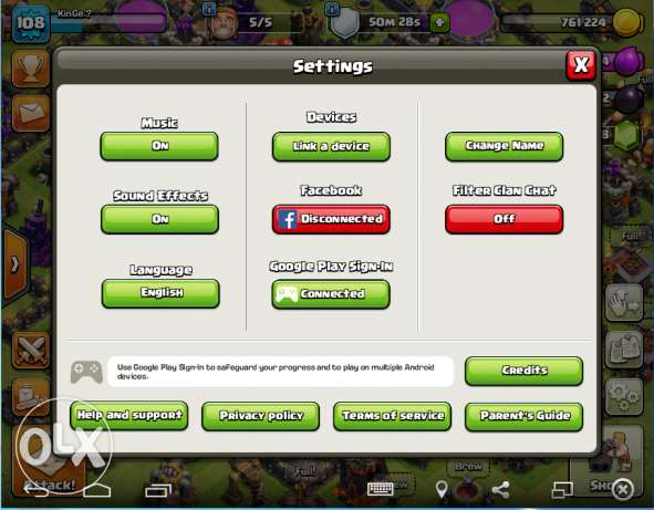 Clash of clans TH max 9 عين شمس -  3