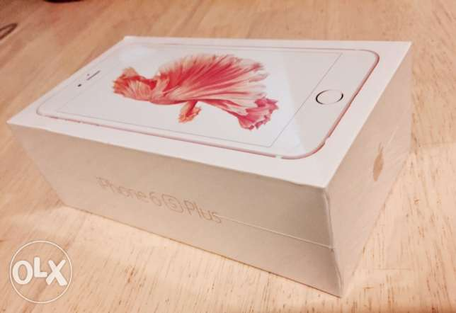 iPhone 6s Plus ( BRAND NEW ) المقطم -  3