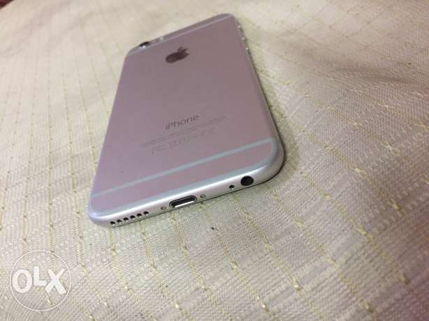 iphone 6 64G with all accories.. as new