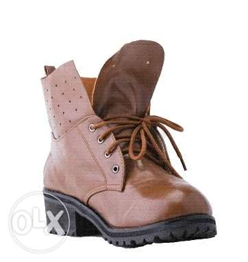 Ravin Camel army boot - cardigans