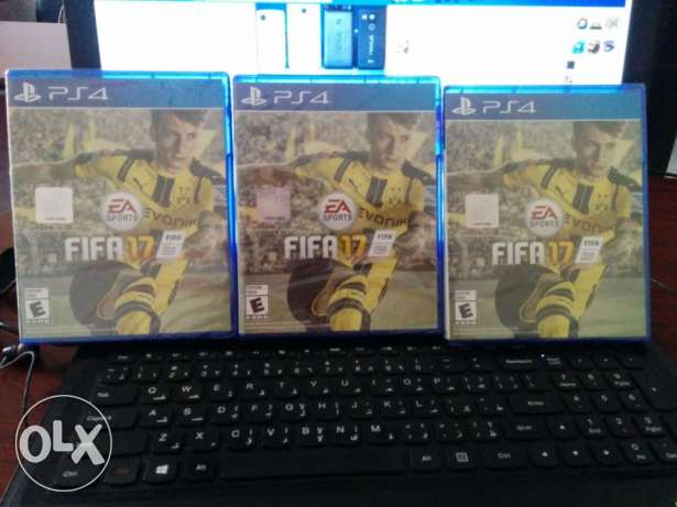 FIFA 17 (English) Sealed المقطم -  1