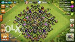 acc for clash of clans level 110