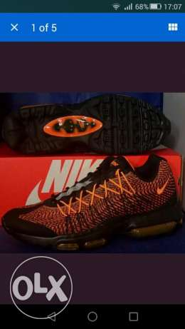 Nike air max 95 ultra jacquard size 44 from France النزهة -  1