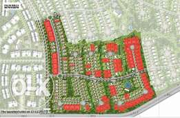 Ville for sale in Palm Hills new cairo...with installment